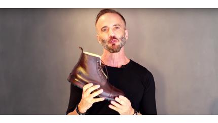 Versatilidade e beleza dos novos sapatos e botas da Adolfo Turrion