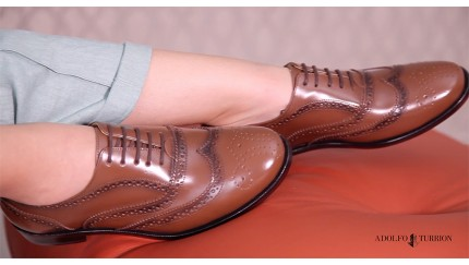 O sapato Oxford e as mulheres