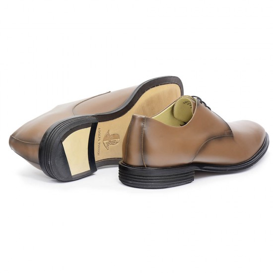 Sapato Social Derby Marbella Whisky