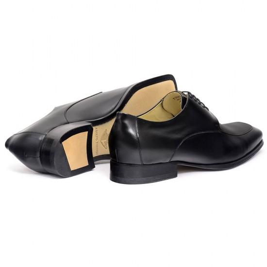 Sapato Social Derby Valência Preto