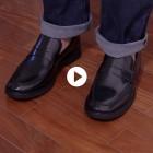 Sapato Masculino Loafer Zamora Preto