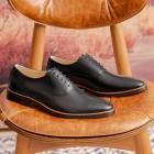 Sapato Masculino Oxford Badajoz Preto