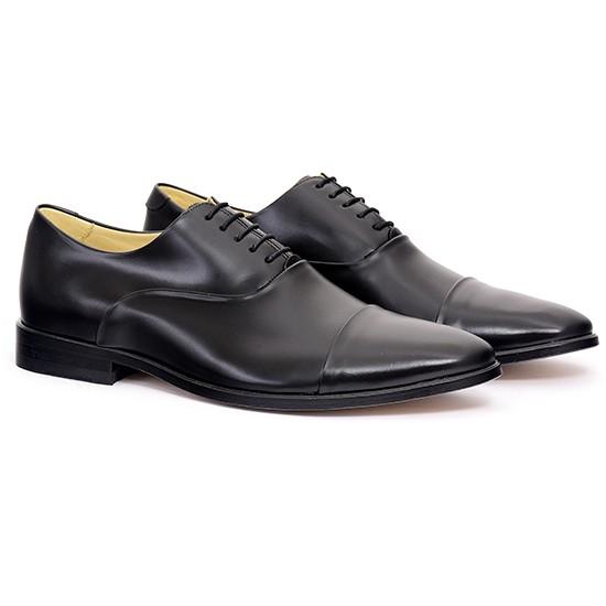 Sapato Social Oxford Córdoba Preto