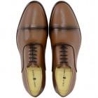 Sapato Social Oxford Córdoba Whisky