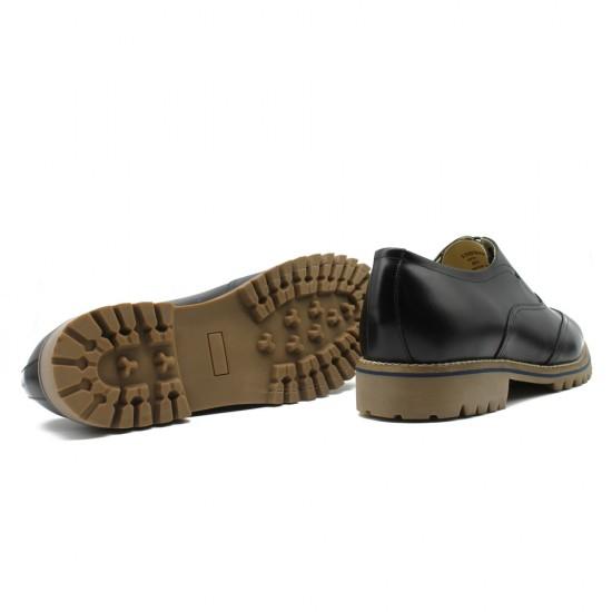 Sapato Casual Oxford Ibiza Preto