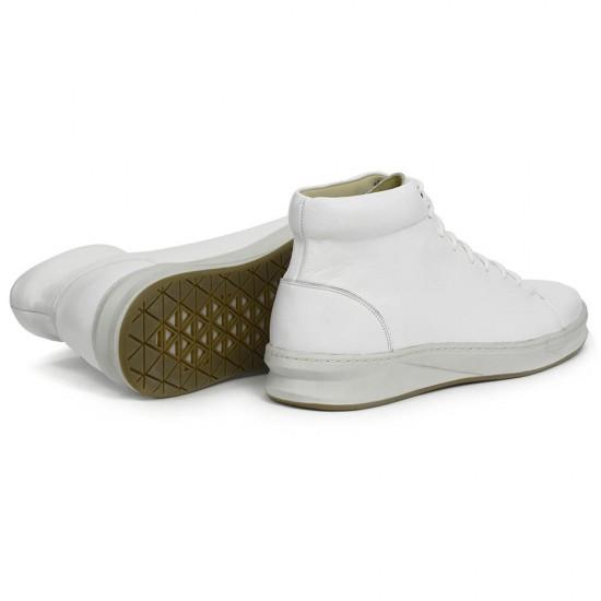Bota Sneaker Masculina Olite Floater Branca