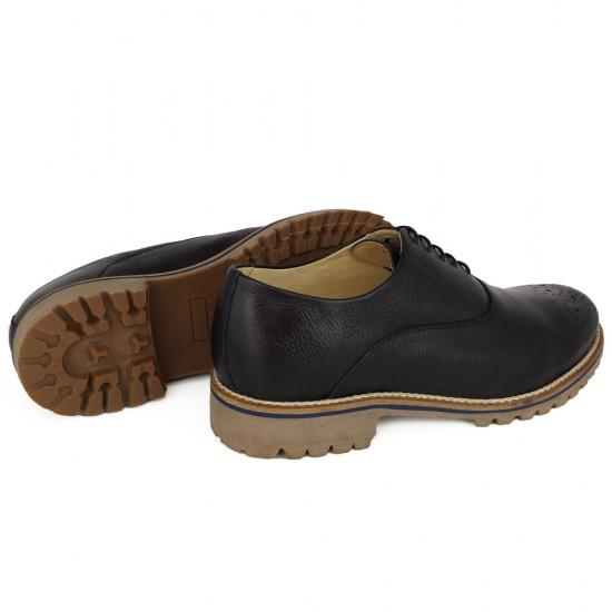 Sapato Masculino Oxford Calpe Preto