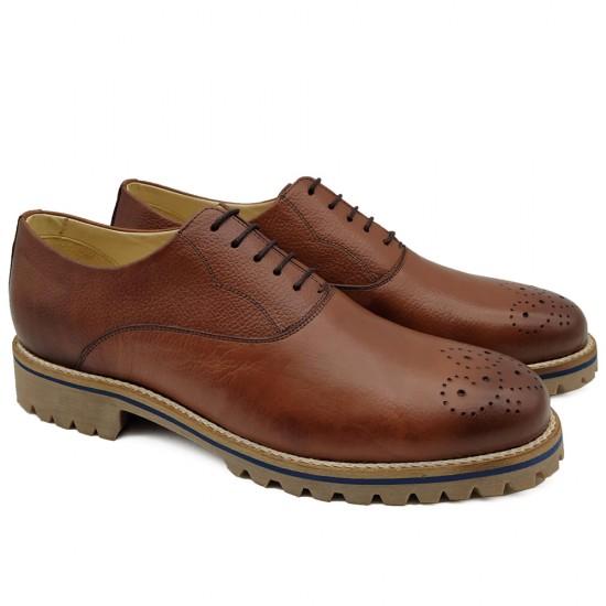 Sapato Masculino Oxford Calpe Whisky
