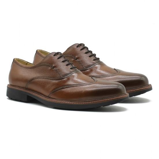 Sapato Masculino Oxford Zafiro Whisky