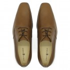 Sapato Social Confort Derby Cáceres Bambu
