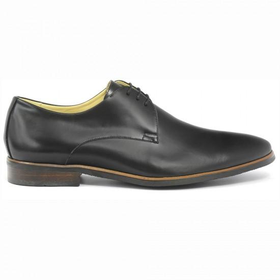 Sapato Social Derby Merida Preto