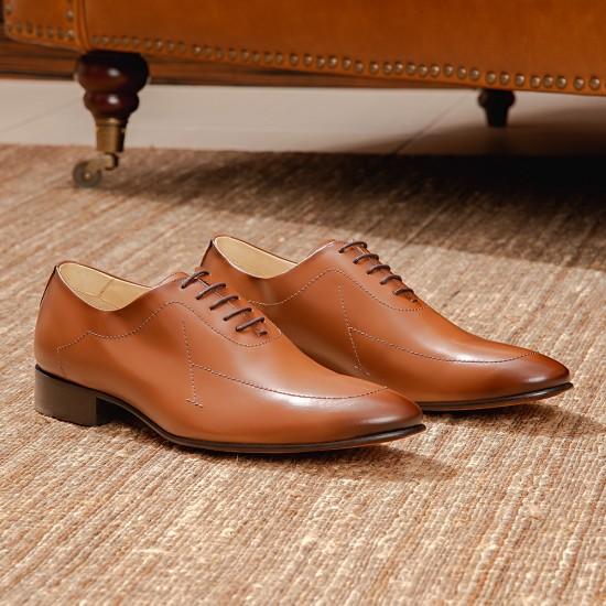 Sapato Social Oxford Orense Whisky