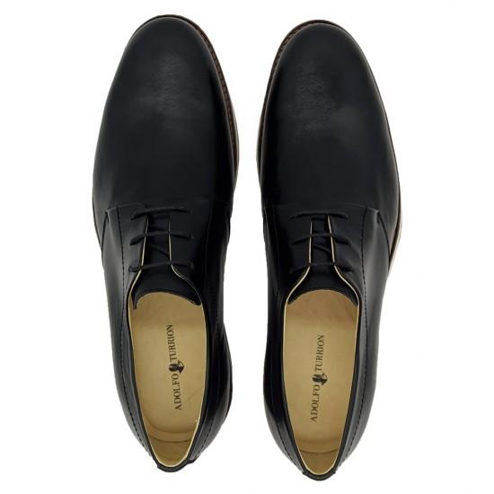 Sapato Masculino Derby Bernedo Preto