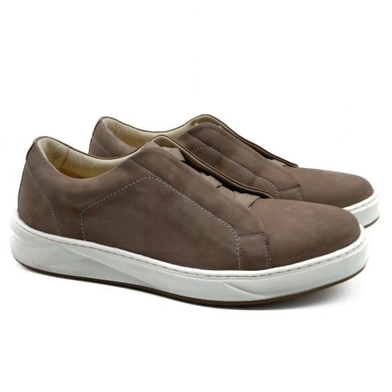 Tênis Sneaker Masculino Grisel Nobuck Sieno