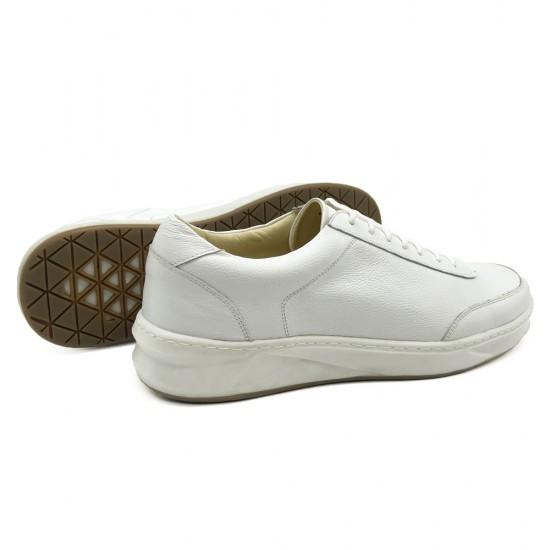 Tênis Sneaker Masculino Rubio Branco