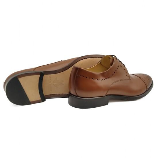 Sapato Social Derby Zara Whisky