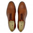 Sapato Social Oxford Córdoba Conhaque