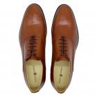 Sapato Social Oxford Reina Conhaque