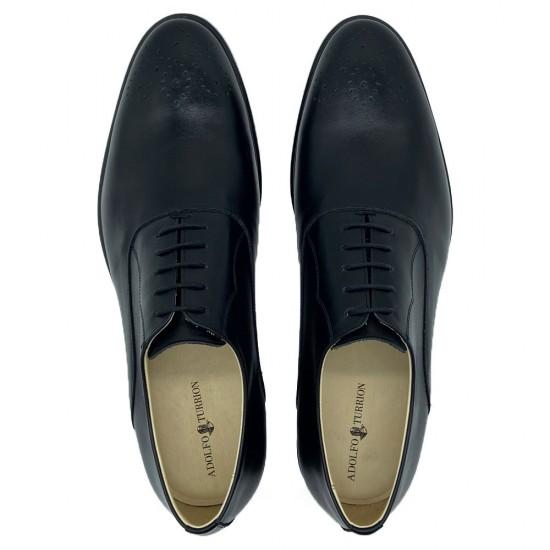 Sapato Social Oxford Reina Preto