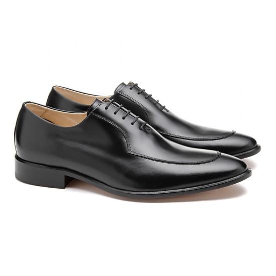 Sapato Social Masculino Oxford Teo Preto