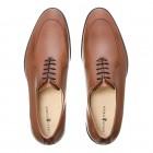 Sapato Social Masculino Oxford Teo Whisky