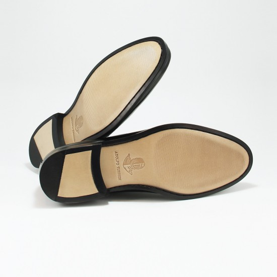 Sapato Social Loafer Alicante Whisky